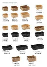 2018 Cortex - pp wood basket